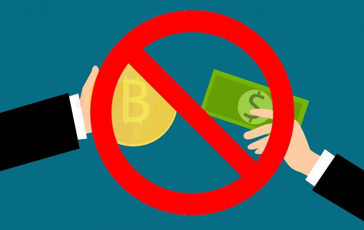 banco bloquea la compra de criptomonedas